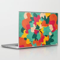 camo Laptop & iPad Skins featuring Aloha Camo by Picomodi