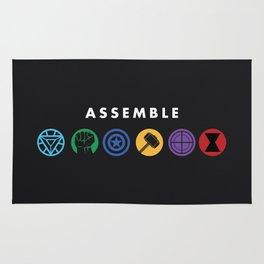 Assemble Rug