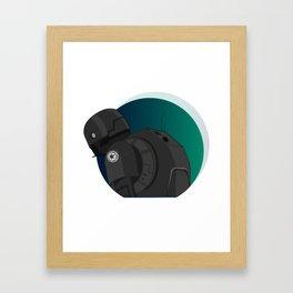 K2S0 Framed Art Print