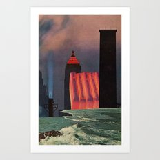 untitled Art Print