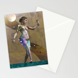 Fatale - Salomé - Gold Stationery Cards