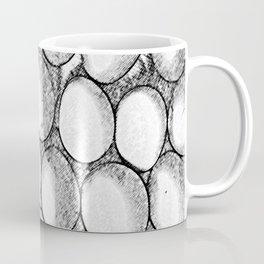 Two Dozen Eggs To Be Eggs Act Coffee Mug