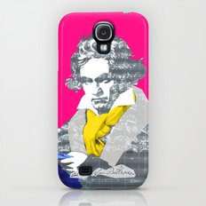 Ludwig van Beethoven 6 Slim Case Galaxy S4