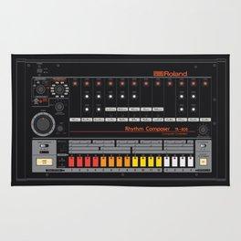 Roland TR-808 Drum Machine Rug