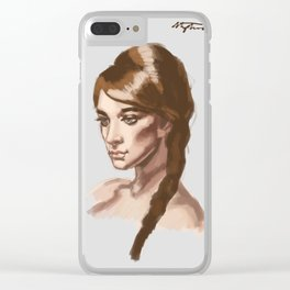 LUXE Clear iPhone Case