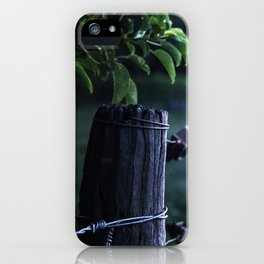 Domingo en el campo - Sunday at the countryside iPhone Case