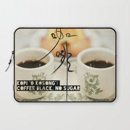 KOPI - COFFEE Laptop Sleeve