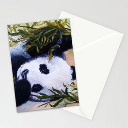 Cute Baby Panda Stationery Cards