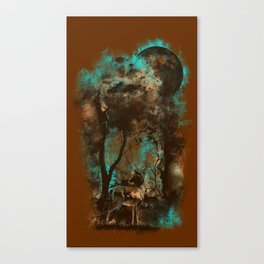 THE LOST FOREST Canvas Print