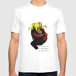 The Ramilla: 'wait, young man.' T-shirt