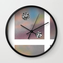 Crosstown Traffic Wall Clock