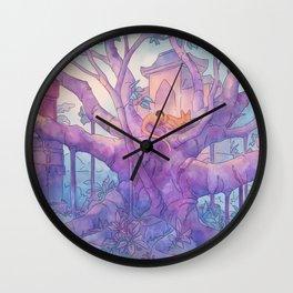 The Banyan Tree Wall Clock