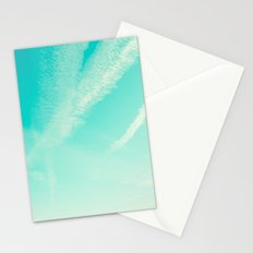 Makes me happy. Stationery Cards