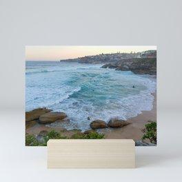 Catch the Wave Mini Art Print