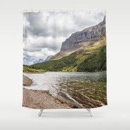Redrock Lake Shower Curtain