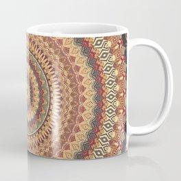 Earth Mandala 3 Coffee Mug