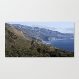 Highway 1 Canvas Print
