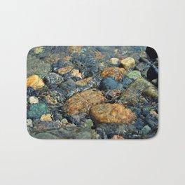 Wet Rocks Bath Mat