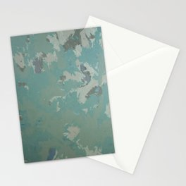 Turquoise Alliance Stationery Cards