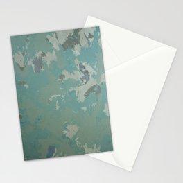 Turquoise Alliance Stationery Cards