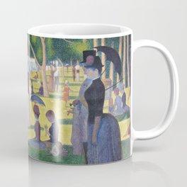 A Sunday on La Grande Jatte by Georges Seurat, 1884 Coffee Mug