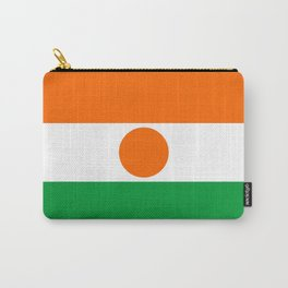 niger country flag Carry-All Pouch