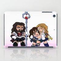 kili iPad Cases featuring Sailor thorin, fili and kili by Rshido