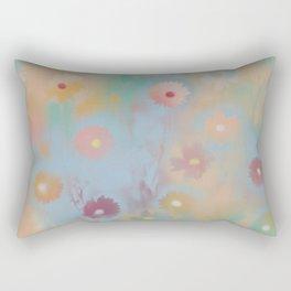 Pastel Daisies Rectangular Pillow