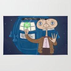 Dr. Who E.T. Rug