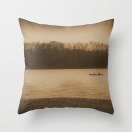 Voyage Charm Throw Pillow
