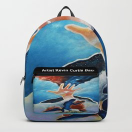 THE BIRTH OF MANKIND Backpack