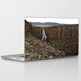 North Clear Creek Falls and Canyon Laptop & iPad Skin