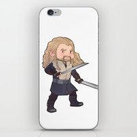 fili iPhone & iPod Skins featuring fili by Ronnie