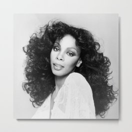 Donna Summer - Once Upon a Time Metal Print