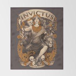 INVICTUS Throw Blanket