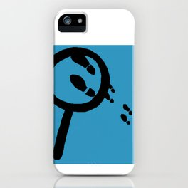Mystery Glass iPhone Case