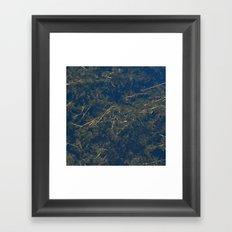 Underwater 01 Framed Art Print