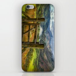 Valley Gate iPhone Skin