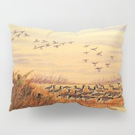Goose Hunting Companions Pillow Sham