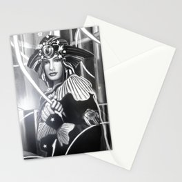 Circus Star Stationery Cards