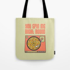 Like a record, baby Tote Bag