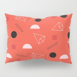 Geometric Life Pillow Sham