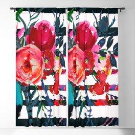 Flowers Bouquet 116 Blackout Curtain