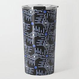 Conform Blue Travel Mug