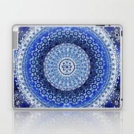 Cobalt Tapestry Mandala Laptop & iPad Skin