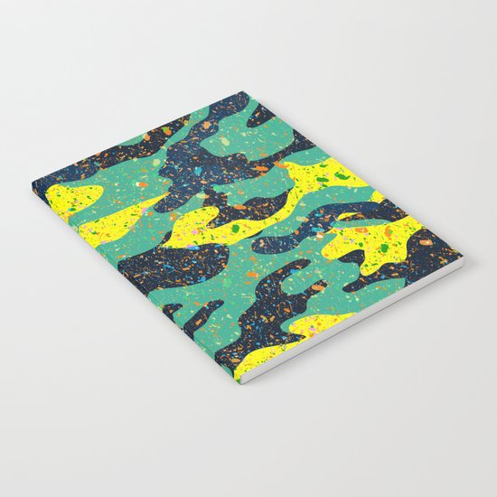 CAMOUFLAGE II Notebook