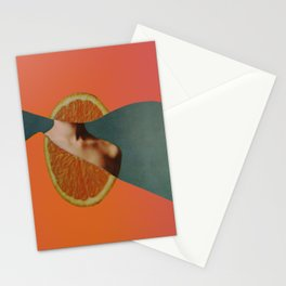Fruit Portrait II Stationery Cards