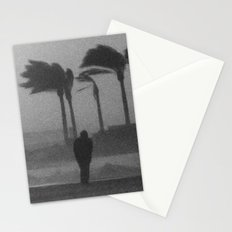 salmo (warning! a lot of noise, grain and sand) Stationery Cards
