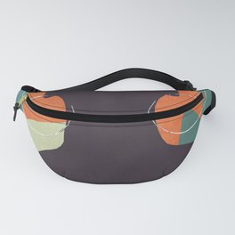 Tropical Girl 17 Fanny Pack