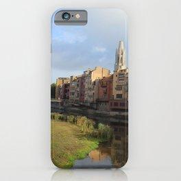 Girona, Catalonia iPhone Case